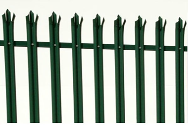 W Type Palisade Fence