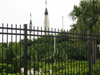 Rod Top Iron Fence